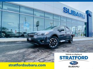 New 2021 Subaru XV Crosstrek Sport for sale in Stratford, ON
