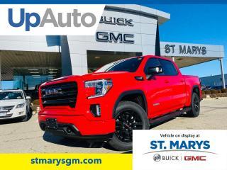 New 2021 GMC Sierra 1500 Elevation 4WD for sale in St. Marys, ON