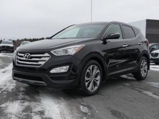 Used 2013 Hyundai Santa Fe LIMITED 2.0L TURBO TOIT PANORAMIQUE for sale in St-Georges, QC