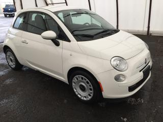 Used 2015 Fiat 500 Pop EXTRA LOW KM'S, LOCAL OWNER for sale in Ottawa, ON