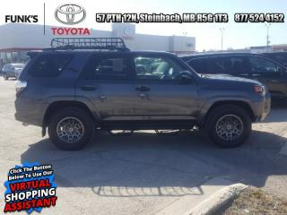 New 2021 Toyota 4Runner Venture  - Sunroof - Android Auto for sale in Steinbach, MB