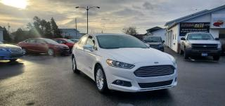 Used 2015 Ford Fusion SE Hybrid for sale in Mount Pearl, NL