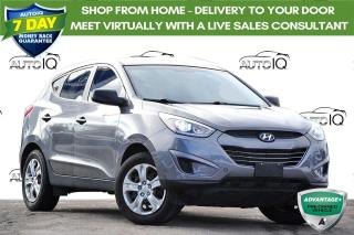 Used 2015 Hyundai Tucson GL | MANUAL | AC | BLUETOOTH | HEATED SEATS | for sale in Kitchener, ON