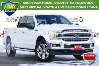 Used 2018 Ford F-150 XLT 302A | 2.7L V6 | XTR | NAV for sale in Kitchener, ON