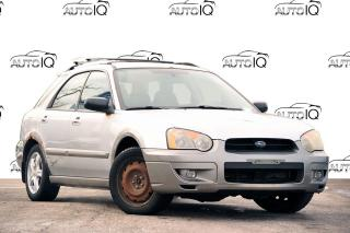 Used 2004 Subaru Impreza Outback Sport AWD   2.5L H4 ENGINE for sale in Kitchener, ON