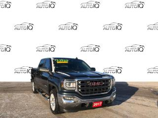 Used 2017 GMC Sierra 1500 SLE BOUGHT/SERVICED HERE for sale in Grimsby, ON