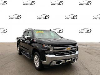 Used 2019 Chevrolet Silverado 1500 LTZ LIKE NEW for sale in Grimsby, ON