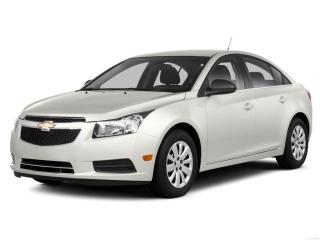 Used 2013 Chevrolet Cruze LT Turbo CERTIFIED for sale in Grimsby, ON