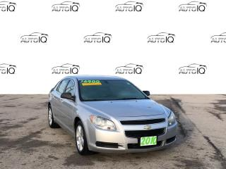 Used 2010 Chevrolet Malibu LS CERTIFIED for sale in Grimsby, ON