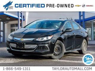 Used 2018 Chevrolet Volt Premier for sale in Kingston, ON