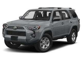 New 2021 Toyota 4Runner for sale in Ancaster, ON