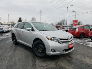 Used 2013 Toyota Venza V6 AWD TOURING AND JBL PACKAGE for sale in Stouffville, ON