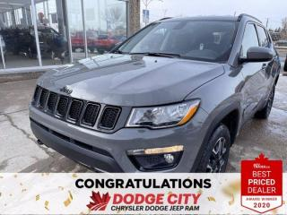 New 2021 Jeep Compass Upland Edition for sale in Saskatoon, SK