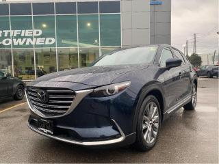 Used 2017 Mazda CX-9 GT AWD TECH PKG / LOW KMS! for sale in York, ON