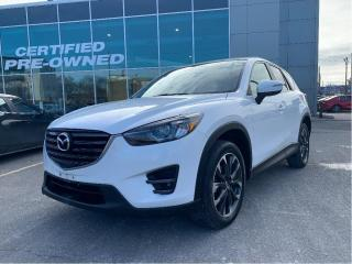Used 2016 Mazda CX-5 GT AWD at LEATHER / SUNROOF! for sale in York, ON