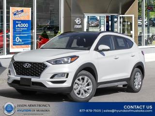 New 2021 Hyundai Tucson Preferred for sale in Huntsville, ON