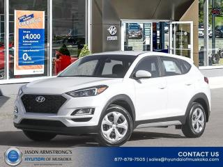 New 2021 Hyundai Tucson Essential for sale in Huntsville, ON