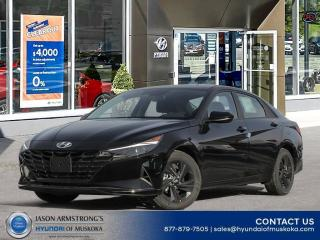 New 2021 Hyundai Elantra for sale in Huntsville, ON