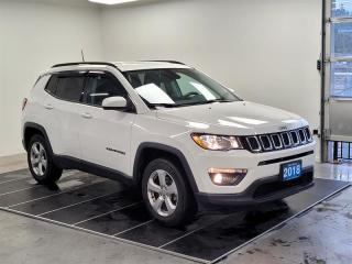 Used 2018 Jeep Compass 4X4 North for sale in Port Moody, BC