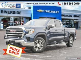 Used 2019 GMC Sierra 1500 SLE for sale in Brockville, ON
