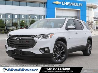 New 2021 Chevrolet Traverse RS V6 | AWD | NAVIGATION | BOSE SOUND SYSTEM | SUNROOF | 7 PASSENGER for sale in London, ON