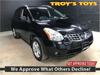 Used 2009 Nissan Rogue SL for sale in Guelph, ON