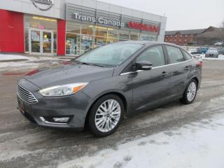 Used 2016 Ford Focus Titanium for sale in Peterborough, ON