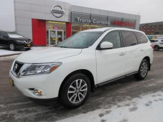 Used 2015 Nissan Pathfinder for sale in Peterborough, ON