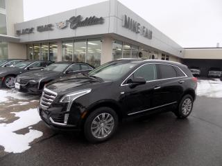 Used 2017 Cadillac XT5 Luxury AWD, power sunroof, heated front seats & steering wheel, bose speaker system, 5 passenger seating for sale in Smiths Falls, ON