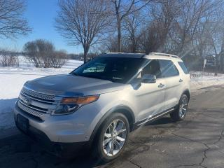 Used 2013 Ford Explorer LIMITED for sale in Roxboro, QC