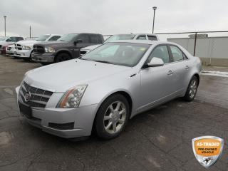 Used 2009 Cadillac CTS 3.6L AS IS for sale in St. Thomas, ON