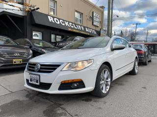 Used 2012 Volkswagen Passat CC 4dr DSG Sportline for sale in Scarborough, ON