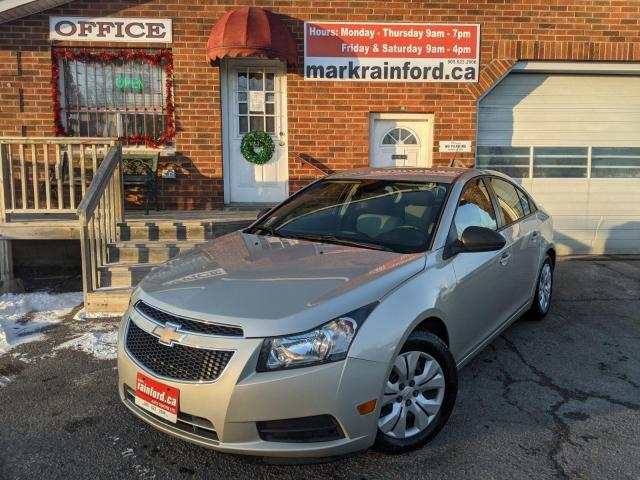 2014 Chevrolet Cruze 2LS Auto Pwr Group AC