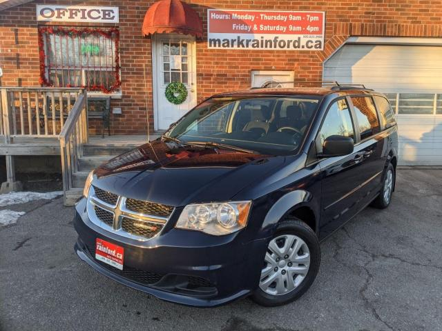 2016 Dodge Grand Caravan SXT Full Stow'n'Go