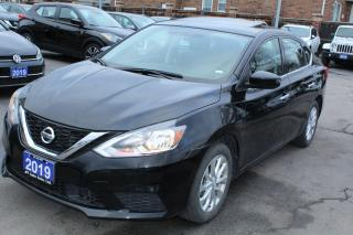 Used 2019 Nissan Sentra SV SUNROOF for sale in Brampton, ON