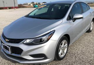 Used 2016 Chevrolet Cruze LT for sale in Windsor, ON