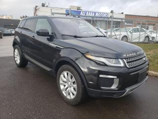 Used 2017 Land Rover Range Rover Evoque SE for sale in Brampton, ON