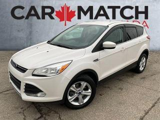 Used 2014 Ford Escape SE / NO ACCIDENTS / REVERSE CAMERA for sale in Cambridge, ON