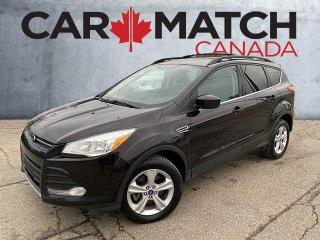 Used 2013 Ford Escape SE / HEATED SEATS / ALLOY WHEELS for sale in Cambridge, ON
