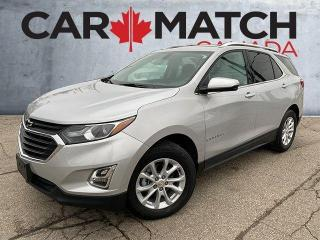 Used 2019 Chevrolet Equinox LT / NO ACCIDENTS / MOONROOF / SUNROOF for sale in Cambridge, ON