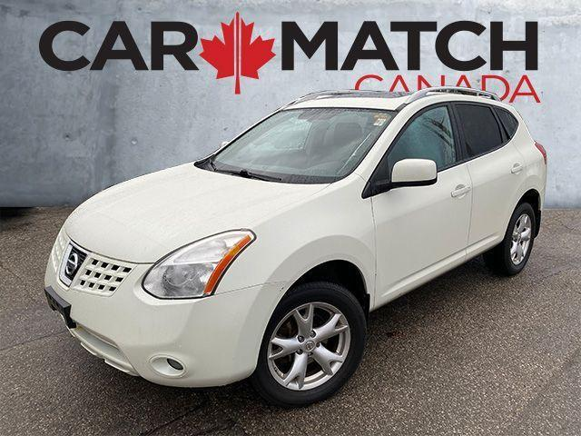 2009 Nissan Rogue SL / AC / ALLOY WHEELS