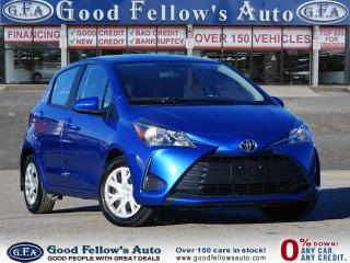 Used 2018 Toyota Yaris LE MODEL, REARVIEW CAMERA, LANE DEPARTURE WARNING for sale in Toronto, ON