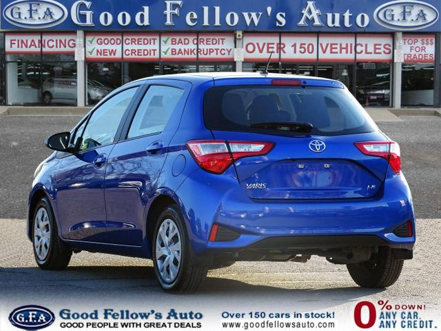 2018 Toyota Yaris LE MODEL, REARVIEW CAMERA, LANE DEPARTURE WARNING