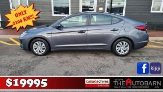 Used 2020 Hyundai Elantra Essential for sale in Saint John, NB
