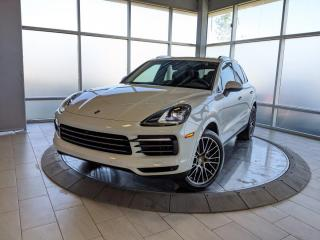 Used 2020 Porsche Cayenne for sale in Edmonton, AB