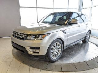 Used 2017 Land Rover Range Rover Sport One Owner - Accident Free! for sale in Edmonton, AB