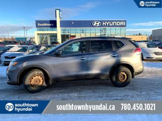Used 2016 Nissan Rogue SV/AWD/BACKUP CAM/HEATED SEATS/BLUETOOTH for sale in Edmonton, AB