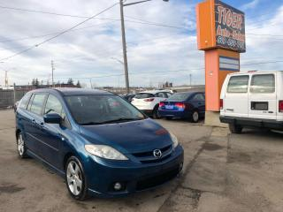 Used 2006 Mazda MAZDA5 GT**ONLY 139KMS**ROOF**ALLOYS**AS IS SPECIAL for sale in London, ON