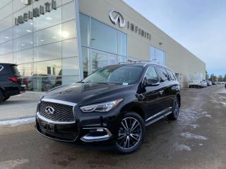 New 2020 Infiniti QX60 SENSORY for sale in Edmonton, AB
