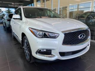 New 2020 Infiniti QX60 Signature Edition for sale in Edmonton, AB
